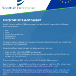 Scottish Enterprise contract  renewal