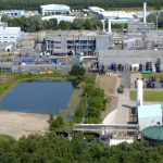 PHASE ONE OF THE GREEN ENERGY-FROM-WASTE PLANT – FIRST OF ITS KIND IN UK COMPLETE
