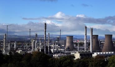 Grangemouth Energy Costs