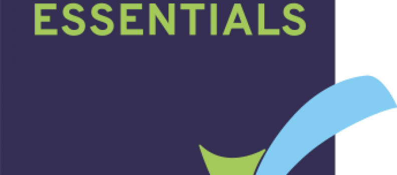 We are Cyber Essentials accredited!