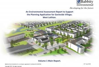 Gavieside Housing Development – district heating feasibility study
