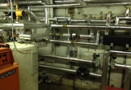 Hedgeley District Heating Project