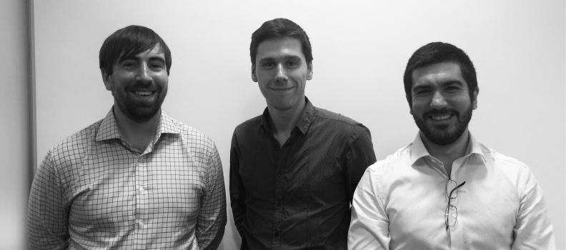Welcome to 3 new Engineers – Calum, Matt & Michalis