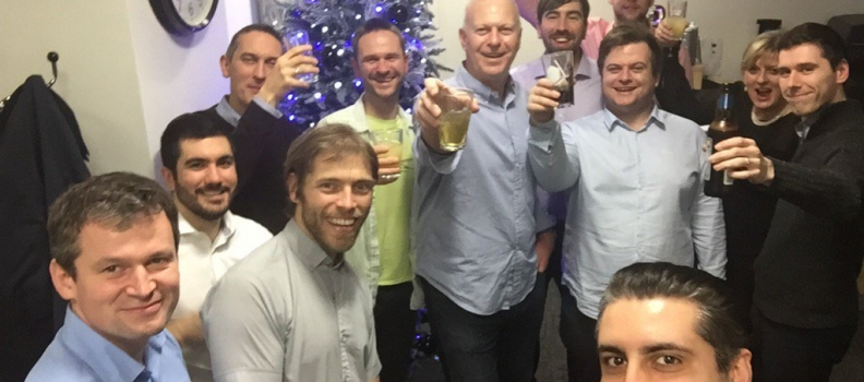 Merry Christmas from the Synergie Team